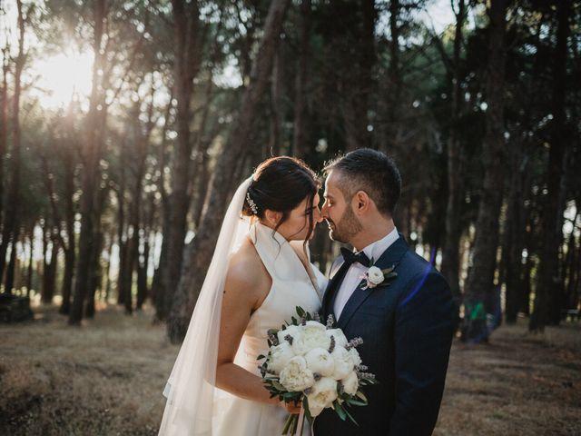 Il matrimonio di Domenico e Sabina a Rossano, Cosenza 80