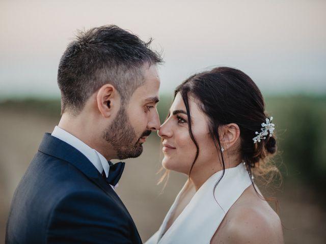 Il matrimonio di Domenico e Sabina a Rossano, Cosenza 87
