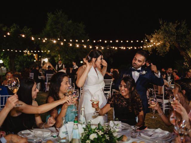 Il matrimonio di Domenico e Sabina a Rossano, Cosenza 95