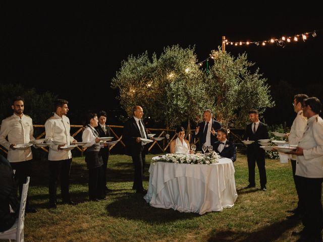 Il matrimonio di Domenico e Sabina a Rossano, Cosenza 98