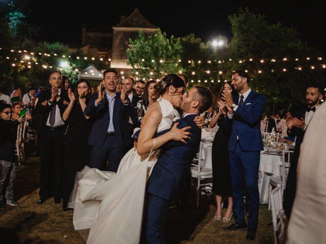 Il matrimonio di Domenico e Sabina a Rossano, Cosenza 100