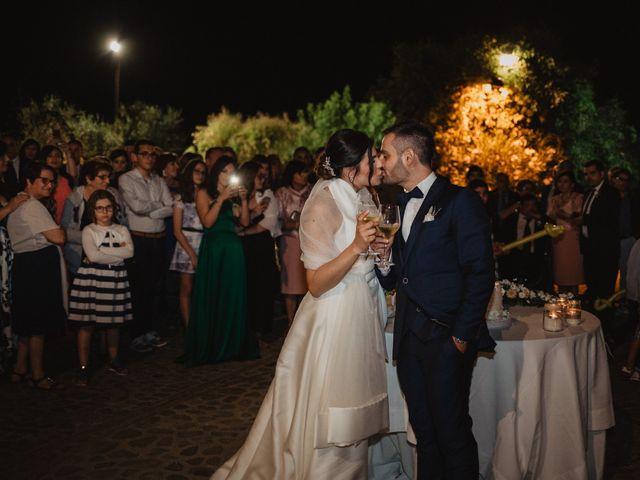 Il matrimonio di Domenico e Sabina a Rossano, Cosenza 105