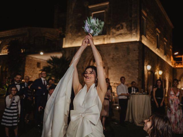 Il matrimonio di Domenico e Sabina a Rossano, Cosenza 111