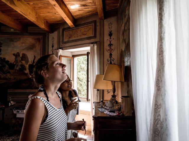 Il matrimonio di Thijs e Biondi a Montegridolfo, Rimini 6