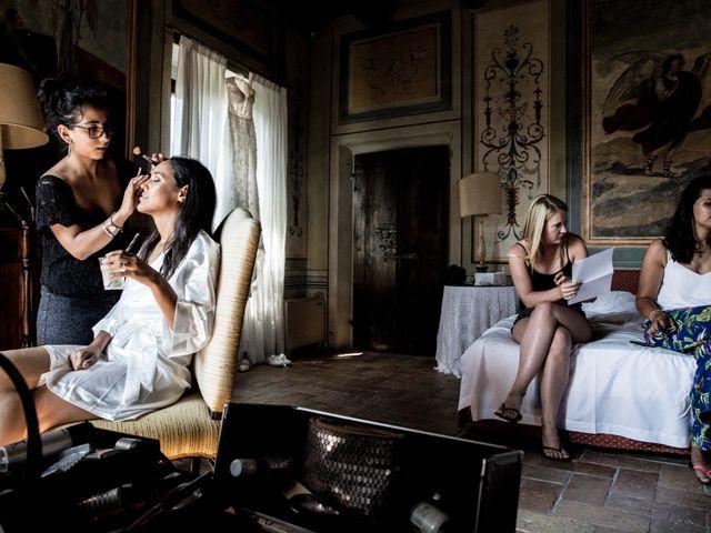 Il matrimonio di Thijs e Biondi a Montegridolfo, Rimini 11