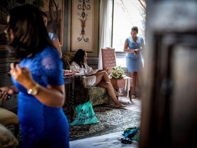 Il matrimonio di Thijs e Biondi a Montegridolfo, Rimini 23