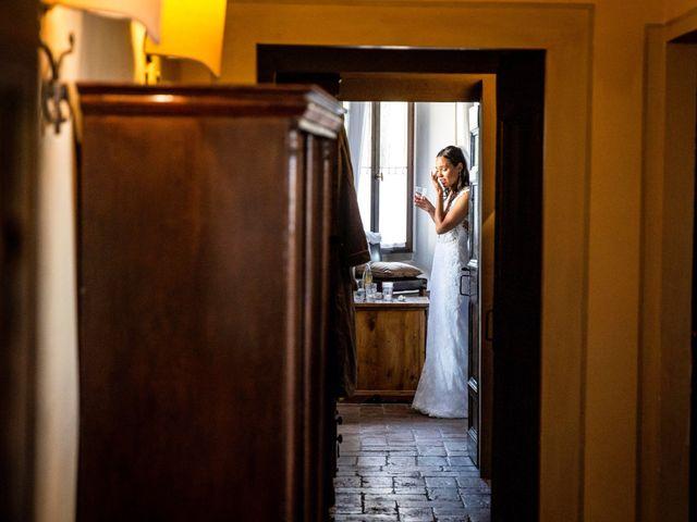 Il matrimonio di Thijs e Biondi a Montegridolfo, Rimini 24