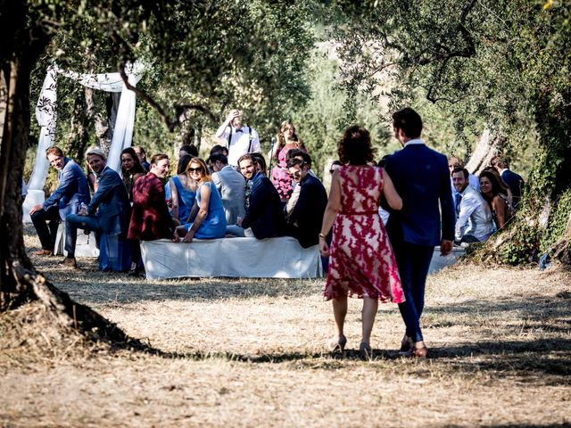 Il matrimonio di Thijs e Biondi a Montegridolfo, Rimini 28