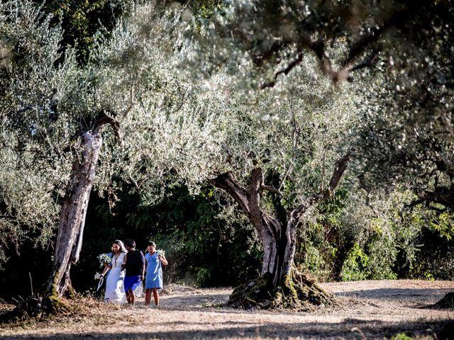 Il matrimonio di Thijs e Biondi a Montegridolfo, Rimini 29