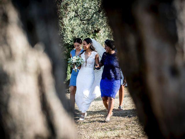 Il matrimonio di Thijs e Biondi a Montegridolfo, Rimini 30