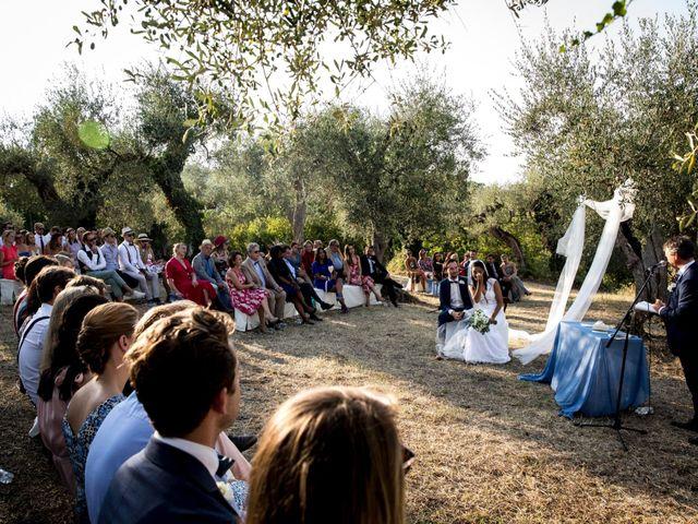 Il matrimonio di Thijs e Biondi a Montegridolfo, Rimini 34
