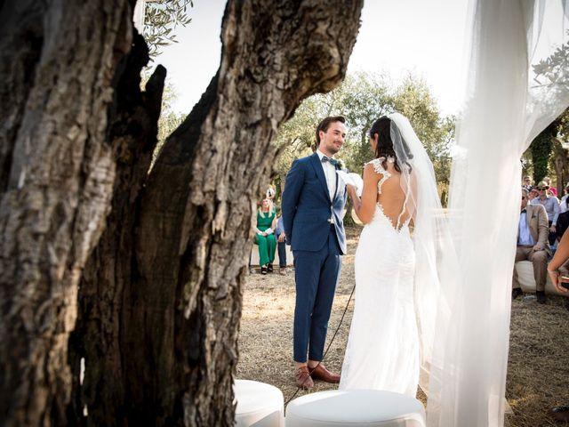 Il matrimonio di Thijs e Biondi a Montegridolfo, Rimini 35