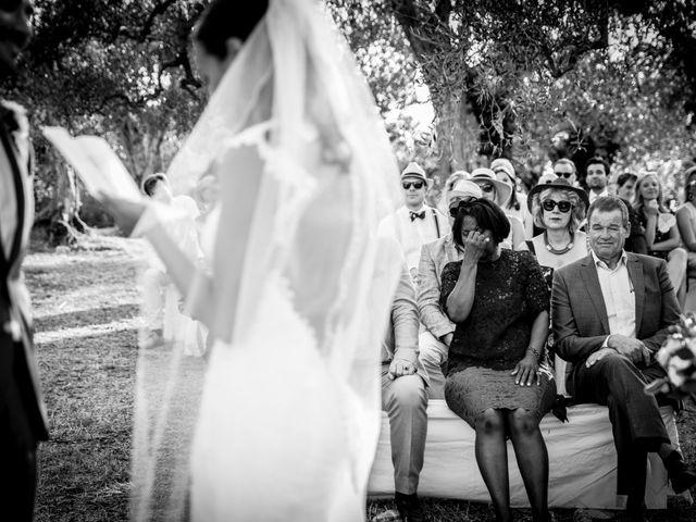 Il matrimonio di Thijs e Biondi a Montegridolfo, Rimini 36