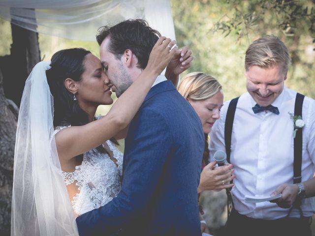 Il matrimonio di Thijs e Biondi a Montegridolfo, Rimini 41