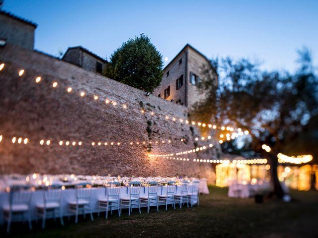 Il matrimonio di Thijs e Biondi a Montegridolfo, Rimini 59
