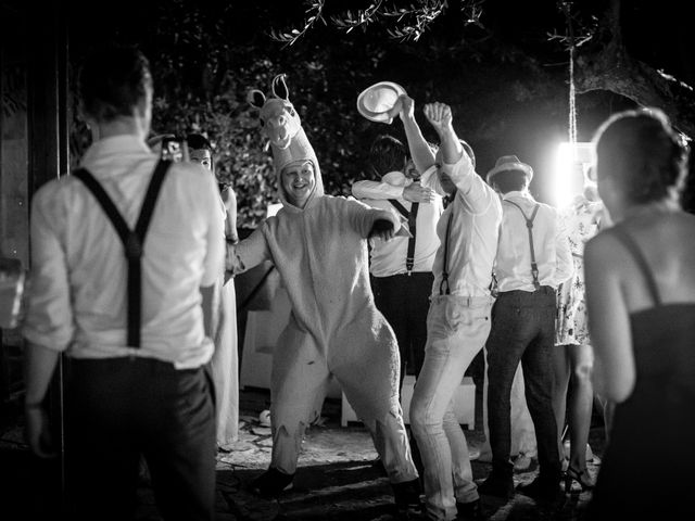 Il matrimonio di Thijs e Biondi a Montegridolfo, Rimini 67