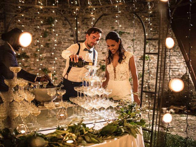 Il matrimonio di Thijs e Biondi a Montegridolfo, Rimini 69