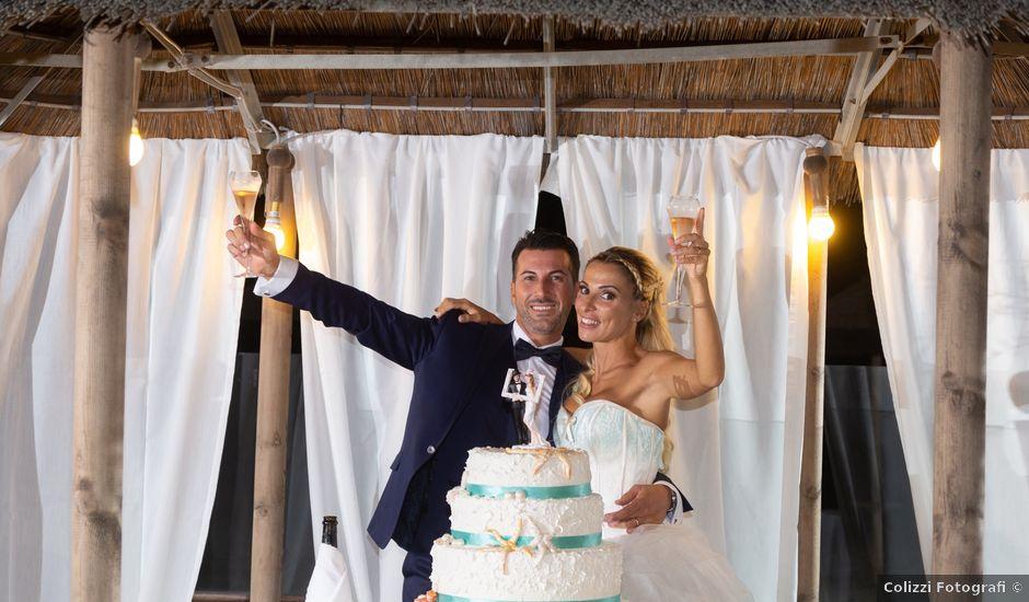 Il matrimonio di Cristian e Cristina a Fiumicino, Roma