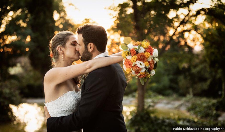 Il matrimonio di Gerardo e Silvia a Roma, Roma