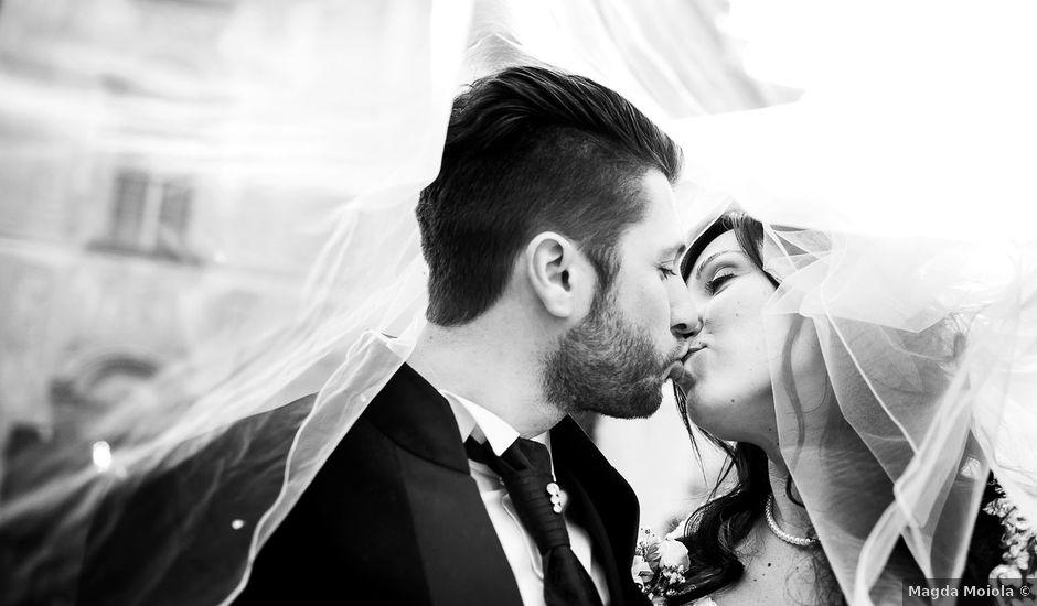 Il matrimonio di Michael e Cristina a Chiavenna, Sondrio