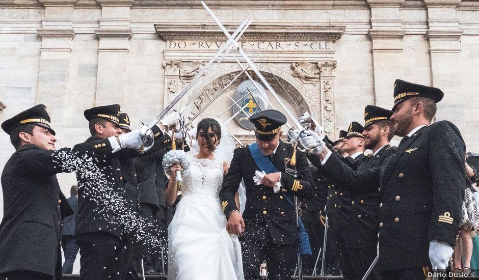 Il matrimonio di Fabio e Ilaria a Torino, Torino