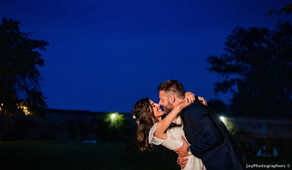 Il matrimonio di Mattia e Silvia a Racconigi, Cuneo