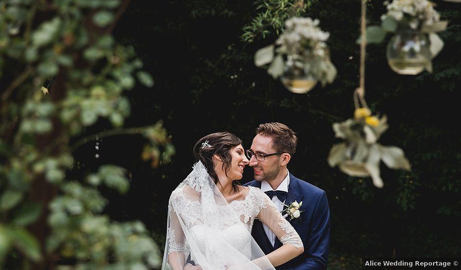 Il matrimonio di Davide e Alice a Gorgo al Monticano, Treviso