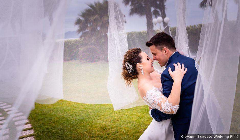 Il matrimonio di Simone e Mariassunta a Fondi, Latina