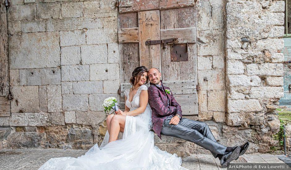 Il matrimonio di Ylenia e Enrico a Terracina, Latina