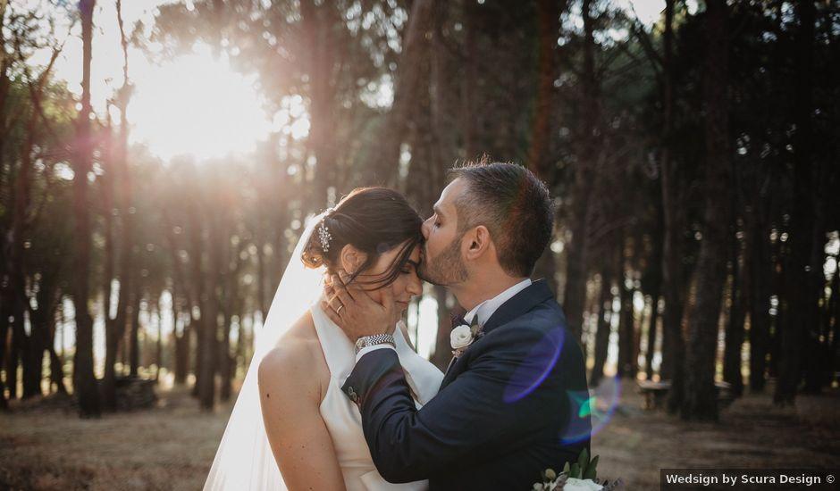 Il matrimonio di Domenico e Sabina a Rossano, Cosenza