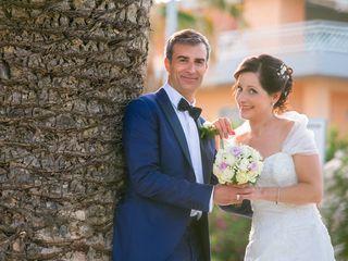Le nozze di Maria Rita e Stefano