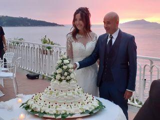 Le nozze di Alessandra e Andrea 1