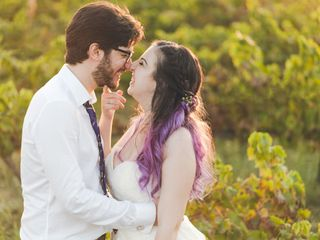 Le nozze di Simone e Angelica