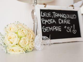 Le nozze di Serena e Raffaele 1