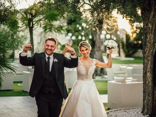 Le nozze di Serena e Raffaele