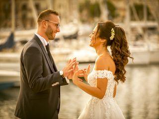 Le nozze di Maria Clara e Michele