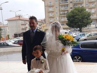 Le nozze di Giada e Rosario 1