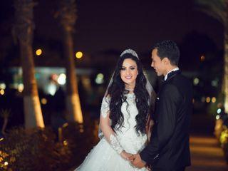 Le nozze di Nada e Ashraf