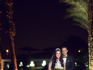 Le nozze di Nada e Ashraf 1