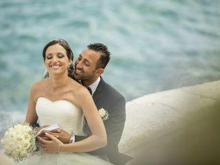 Le nozze di Rossella e Vincenzo