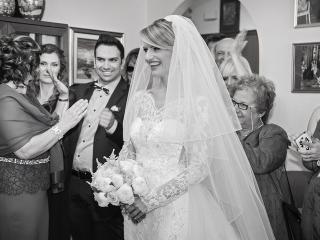 Il matrimonio di Antonio e Francesca a Grottammare, Ascoli Piceno 17