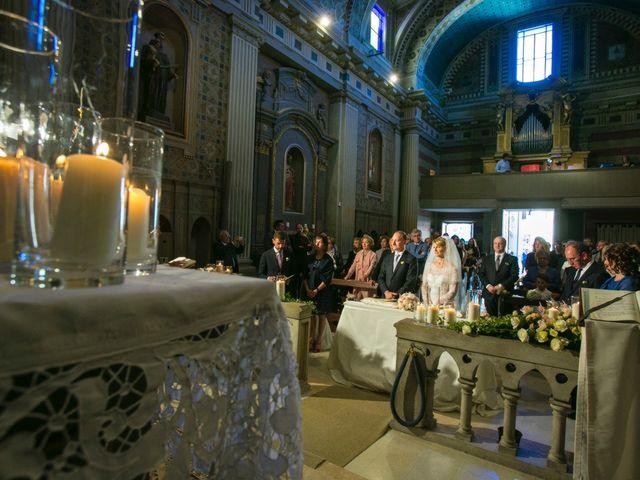 Il matrimonio di Antonio e Francesca a Grottammare, Ascoli Piceno 20