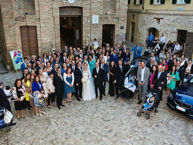 Il matrimonio di Antonio e Francesca a Grottammare, Ascoli Piceno 24