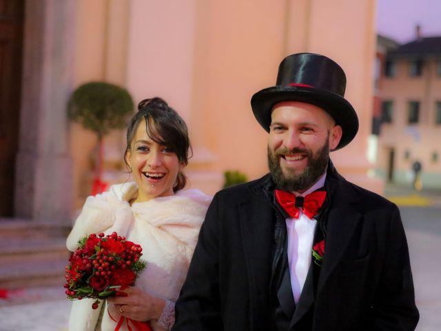 Il matrimonio di Marco e Elena a Agnadello, Cremona 2