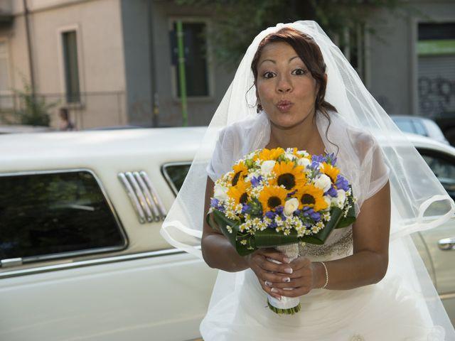 Il matrimonio di Giuseppe e Simone a Milano, Milano 6