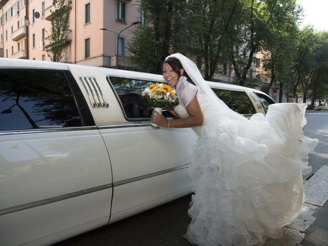 Il matrimonio di Giuseppe e Simone a Milano, Milano 37