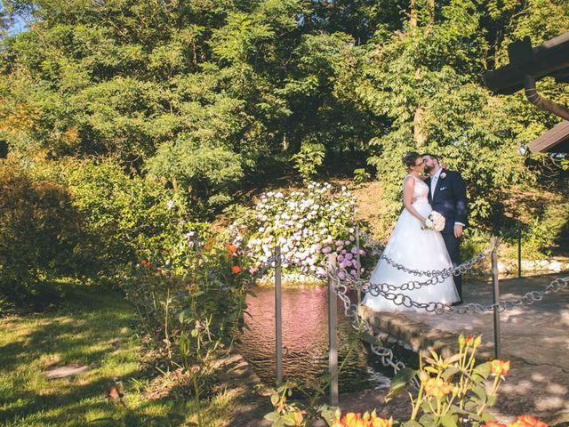 Le nozze di Benedetta e Fabrizio