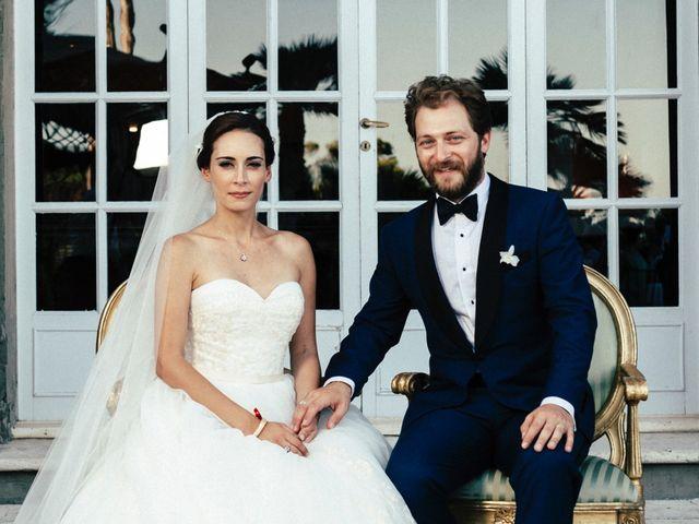 Le nozze di Melisa e Alican