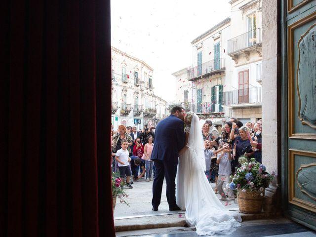 Il matrimonio di Carlo e Ludovica a Modica, Ragusa 22