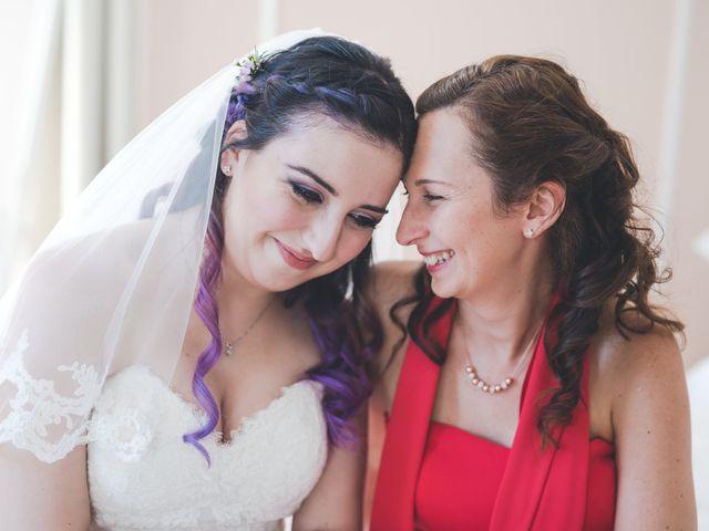 Il matrimonio di Angelica e Simone a Cagliari, Cagliari 18